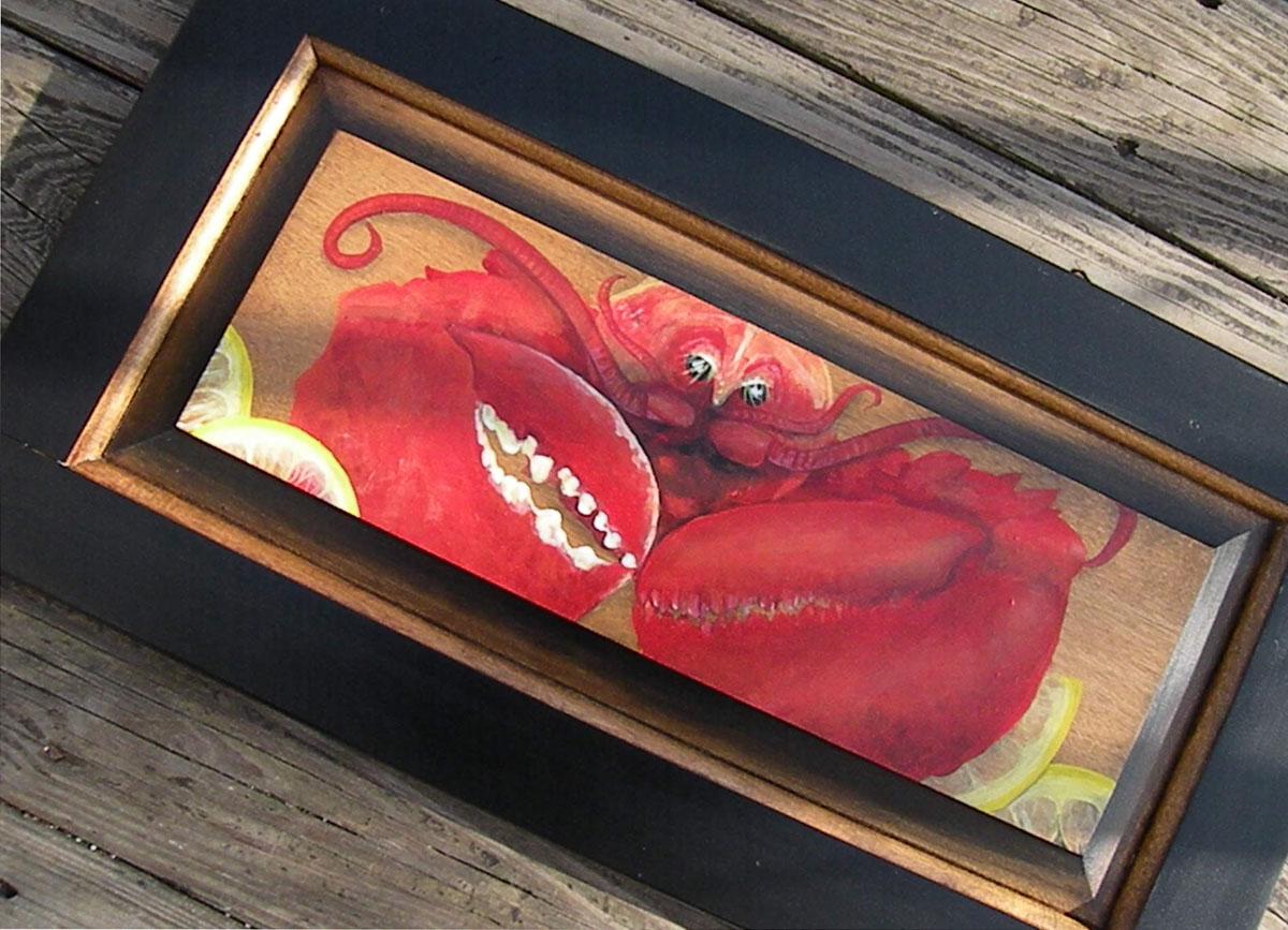 Lobster Dinner Step by Step