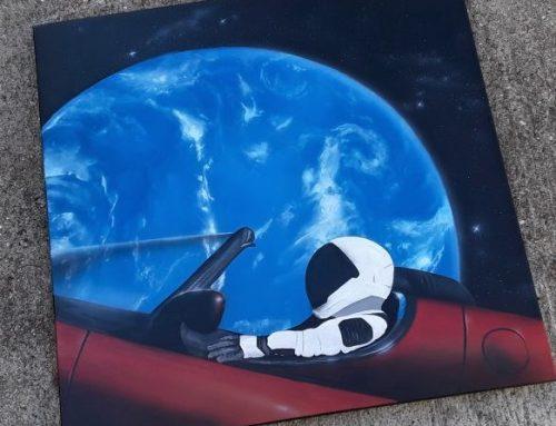 Long Live Mr. Starman